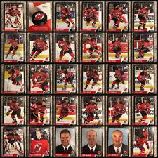 New Jersey Devils 2003-04 Team Issue Card Set 33 Cards Verizon Martin Brodeur