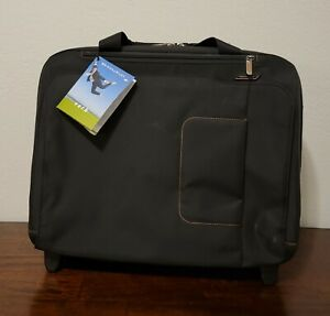 Briggs & Riley New Work Wheeled Rolling Laptop Briefcase Luggage Carry On NEW