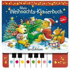 Mein Weihnachts-Klavierbuch von Christine Georg (2015, Gebundene Ausgabe)