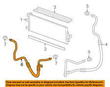 Chevrolet GM OEM 14-16 Spark EV Transmission Oil Cooler-Inlet pipe 95353116