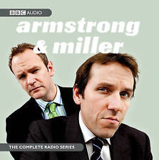 The Armstrong and Miller by Tony Gardiner, Alexander Armstrong CD AUDIO BOOK NEW