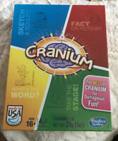 Cranium board game w/clay sketch sculpt New USA Hasbro Fun Kids Art Craft Game