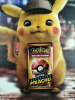 POKÉMON ~ DETECTIVE PIKACHU ~ CINEMA ~ ITALIANO ~SEALED