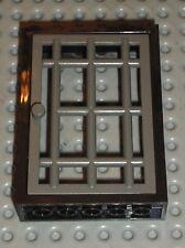 Porte LEGO Castle Black-OldDkGray Door 4071 / set 6270 6085 6273 6081 6059 6082