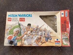 esci 1/72 Muslim Warriors.