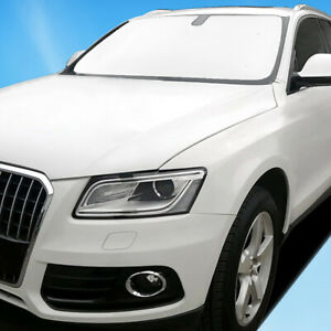 Fit For Audi Q5 2009-2017 Front Windshield Window Sunshield Sunshade