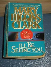 I'll Be Seeing You by Mary Higgins Clark FREE SHIPPING 0671888587