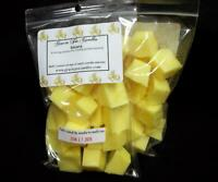 BANANA Scented Tart Wax Melts Chunks Chips for Home Candle Warmer Burner Scents