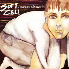 """Soft CELL-Dov' è Il Cuore/E' UN GIOCO TAZZE 7"""" 45RPM SINGLE 1982 ore 16"""