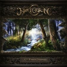 Wintersun - The Forest Seasons (2CD Deluxe Edition) CD Korea Import SEALED New