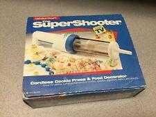 Hamilton Beach Super Shooter Cordless Cookie Press Food Decorator #80000