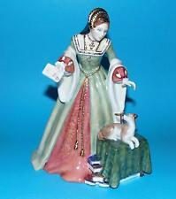"Royal Doulton estatuilla ""Lady Jane Grey 'HN3680 1st Calidad L/E"