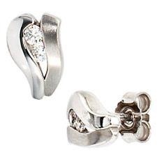 7d6a04e4a61c Pendientes de joyería mariposas blanco oro blanco
