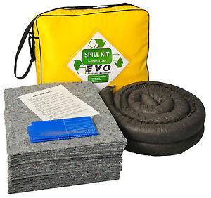 50 Litre Spill Kit  Shoulder Bag  General Purpose