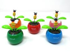 New Solar Powered Dancing Flip Flap ~ Bee    Assorted Qty 1 ~ Picked at Random