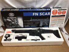 New listing FN HERSTAL FN SCAR AEG Airsoft Rifle: 6mm, 374 FPS, Black (200954) — Used