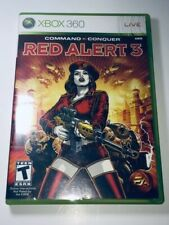 Command & Conquer: Red Alert 3 (Microsoft Xbox 360, 2008) Complete Tested & Work