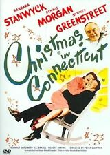 Christmas in Connecticut 0012569677166 With Barbara Stanwyck DVD Region 1