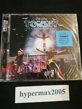 THE WHO - TOMMY LIVE AT THE ROYAL ALBERT HALL - 2CD - NUOVO SIGILLATO