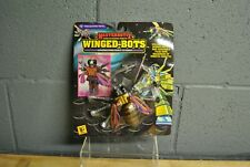 Trendmasters 1992 Masterbotix Winged-bots KO Transformers MOC