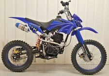 New 2018 RDX 150cc Big Wheel Pit Bike Dirt Bike Motocross Sports Exhaust