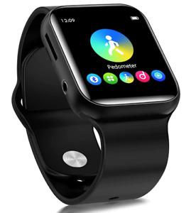 "Tengsen Mp3 Watch Bluetooth 4.1,1.54"" HD Touch Screen Smart Watch New in Box"