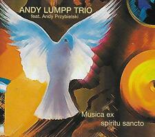 CD album: Andy Lumpp Trio: Musica Ex Spiritu Sancto. Przybielski. Nabel. A2