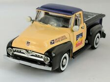 Matchbox Collectibles 1955 Ford F100 Pickup, USPS Rocky Marciano, Platinum 92546