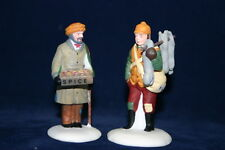 Village Street Peddlers The Heritage Collection Department 56