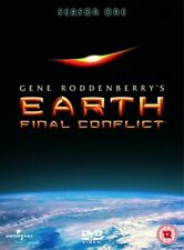 Earth Final Conflict  Complete Season 1 [DVD]