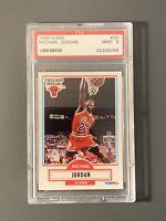 1990-91 Fleer #26 Michael Jordan PSA 9 Mint Chicago Bulls GOAT 🔥