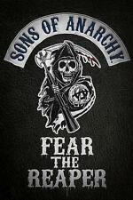 """SONS OF ANARCHY POSTER / FILMPOSTER """"FEAR THE REAPER"""""""
