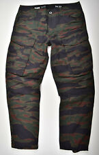 G-STAR RAW W34 L32 Rovic Pm 3D Straight Tapered, Cargohose Tiger Camouflage
