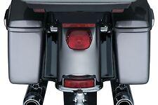 Kuryakyn Black Rear Fender to Saddlebag Filler Panels Harley Touring