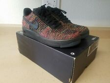 Nike Air Force 1 Af1 Low Flyknit Multicolor Size 8.5
