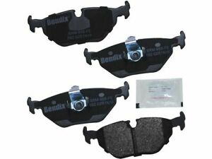 For 1989-1995, 2001-2002 BMW 525i Brake Pad Set Rear Bendix 86364BP 1990 1991