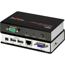 KVM-Extender ATEN CE700A 1 PC to 2 with USB up to 150m