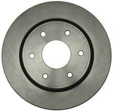Disc Brake Rotor-Non-Coated Front ACDelco Advantage 18A2485A