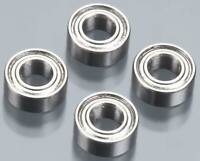 BLUE Rubber Sealed Ball Bearing MR105RS 5x10x3 mm QTY 5 ABEC-3 MR105-2RS//W3