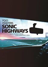 FOO FIGHTERS New Sealed SONIC HIGHWAYS LIVE CONCERT & MORE 3 BLU RAY BOX