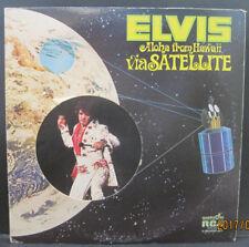 Elvis Presley Aloha from Hawaii via Satellite - RCA 2 Lp Quadradisc VPSX-6089