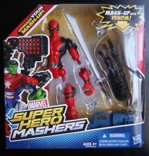 Marvel Super Hero Mashers DEADPOOL action figure!