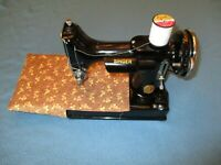 Custom Made,  Bed Liner for Black Singer 221 Featherweight - SEE MY OTHER LINERS