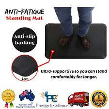 Anti-Fatigue Standing Mat Desk Comport Commercial Cushion Carpet Rug Memory Foam