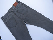*E-074 Victor Lytvinenko & Sarah Yarborough of Raleigh Denim JEANS GREEN SZE 34