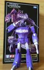 TAKARA  Transformers MP29 Master Shockwave 3c Boxed