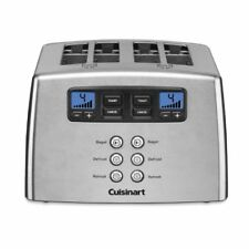 Cuisinart CPT-440 Touch to Toast Leverless 4-Slice Toaster (cpt440)