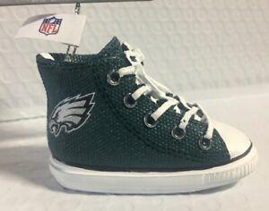 Philadelphia Eagles Sneaker Ornament Christmas Tree Holiday - FREE SHIPPING