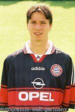 Alexander BUGERA il Bayern Monaco 1997-98 RARO foto