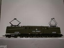 HO IHC US ARMY  #4588 GG-1 ELECTRIC # GG 1 MILITARY TRANSPORTATION  2014  IHC